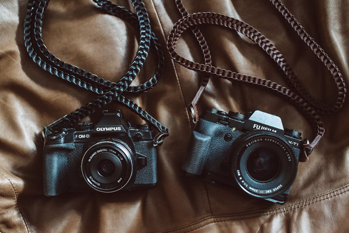 Olympus E-M1 vs  Fuji X-T1 – after using both for a longer period of
