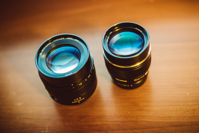 Olympus 75mm f1.8 Review_vs_Nocticron